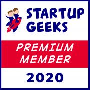 Badge Startup Geeks Premium Member (1)